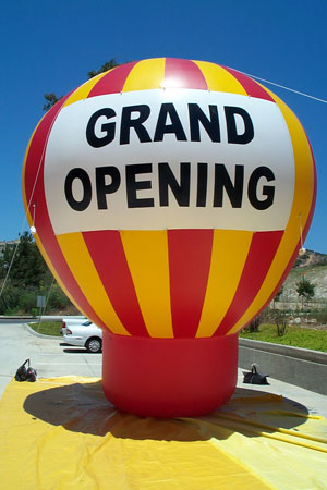 Rent Grand Opening Balloons 0
