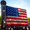 American Flag Giant Balloon