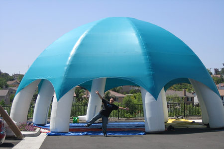 Tents - Advertising Balloons & Event Tents | Giant Inflatable Tent